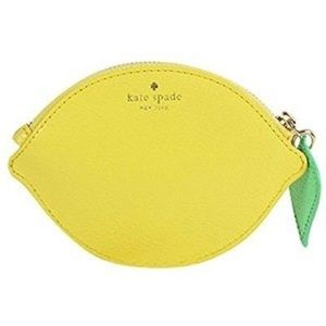Kate Spade Lemon Coin Purse